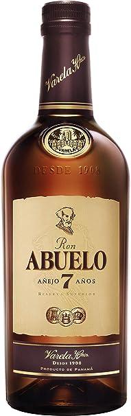 Ron Abuelo 7 Años - 1 x 0.7 l