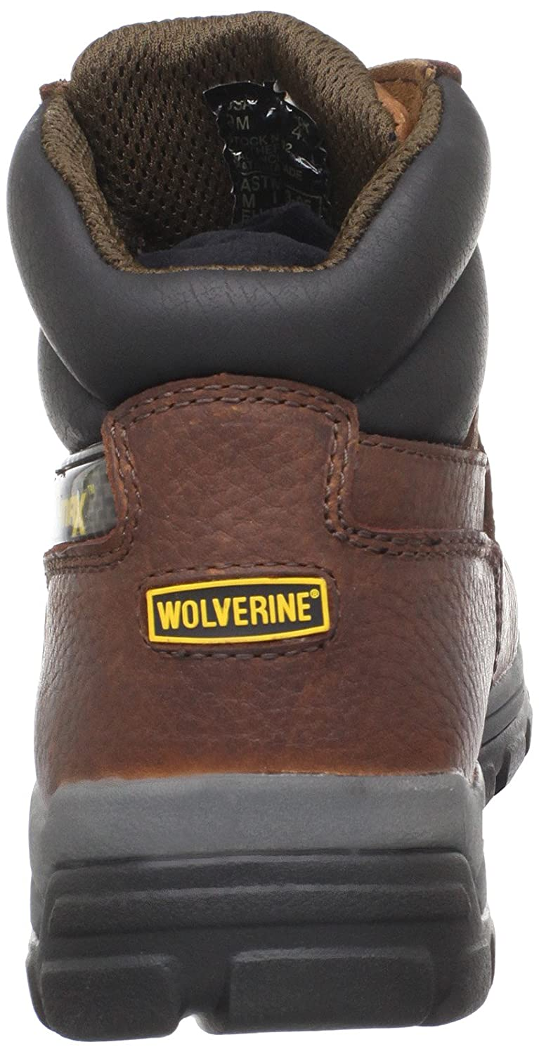 bf9bde36f6c Wolverine Men's W02292 Guardian Boot