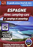 Guide des aires Espagne