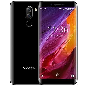 Moviles libres baratos, DOOPRO P5 Smartphone libre 3G (Pantalla de ...