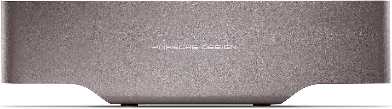 KEF Porsche Design Gravity One - Altavoz, Bluetooth, Color Negro