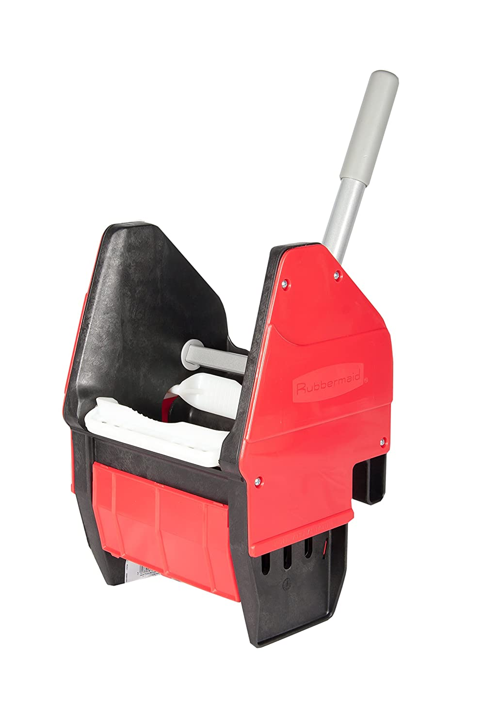 Rubbermaid Commercial Down Pressure Wringer - Red Rubbermaid Commercial Products R016922