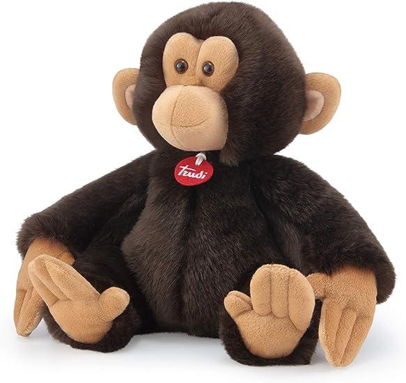 peluche scimpanze trudi