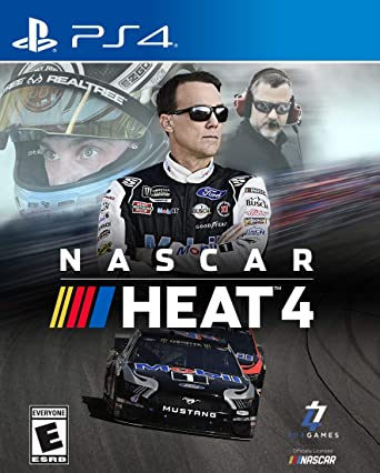 Amazon Com Nascar Heat 4 Playstation 4 Ui Entertainment Video