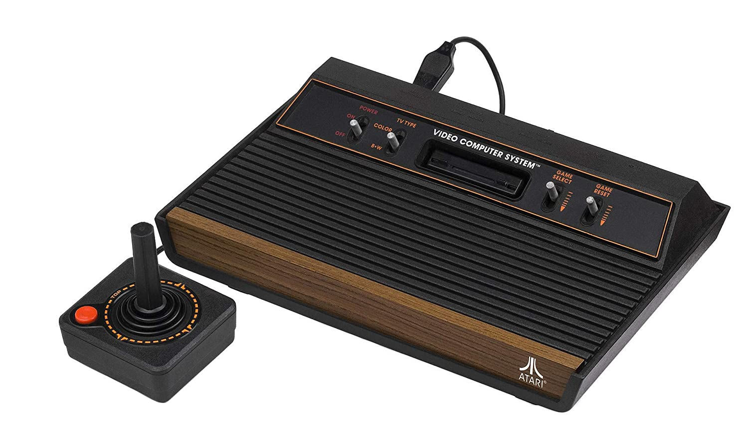 Amazon.com: Atari 2600 Video Computer System Console: Video Games