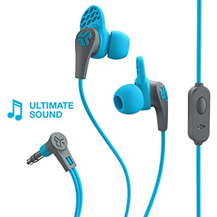 17c2b4ac636 Amazon.com: JLab Audio JBuds Pro Premium in-Ear Earbuds with Mic,  Guaranteed Fit, Guaranteed for Life - Blue: Electronics