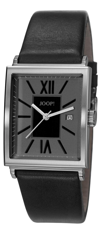 Joop! Herren-Armbanduhr Executive Analog Quarz Leder JP101421001