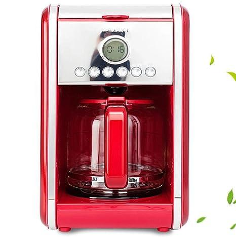 Amazon.com: Máquina de café hogar llena automática cafetera ...