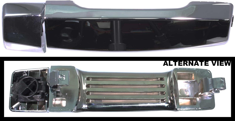 OEM Exterior Door Handle LH or RH Side Chrome Finish for Nissan Armada Titan New