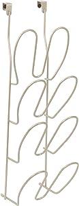 Spectrum Diversified Bloom Pot Organizer, Lid Rack, Kitchen Cabinet Organizer & Storage Solution, Satin Nickel