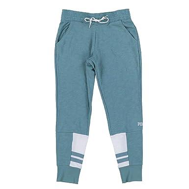 d7dcd2de26546 Victoria's Secret Pink Sweatpants Skinny Jogger Pant at Amazon ...