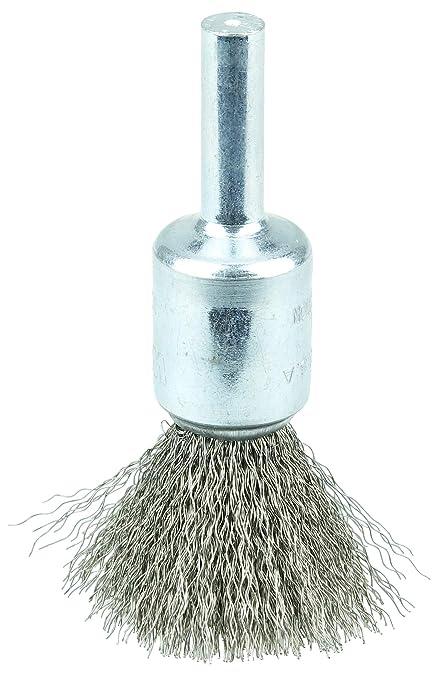 Double Spiral Internal Tube Brush Brush Dia: 2 Bristle Material: Steel Bristle Dia.: 0.0118 Pack of 2