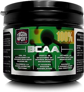 B.C.A.A 250 gramos de Tegor Sport: Amazon.es: Salud y cuidado ...