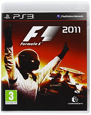 Buy F1 2011 (PS3) Online at Low Prices in India