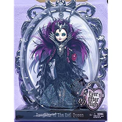 SDCC 2015 Exclusive Mattel Ever After High Raven Queen, Daughter of the Evil Queen: Toys & Games