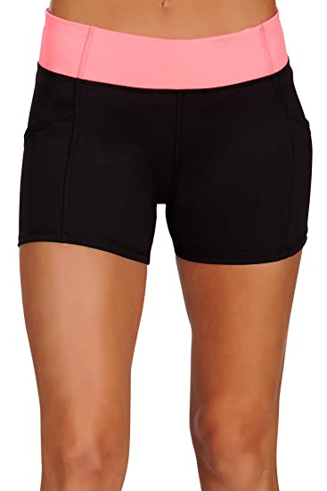 85c0496df Simlu Womens Athletic Shorts with Pockets