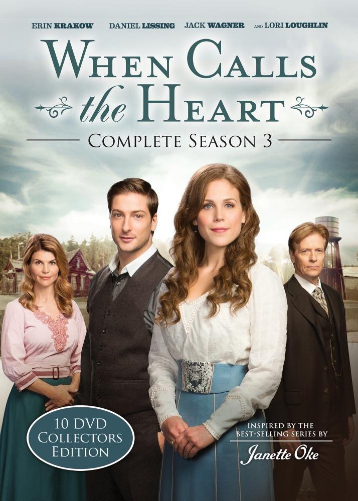 Amazon Com When Calls The Heart Complete Season  Word Films Movies Tv