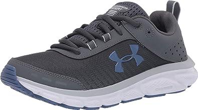Under Armour Charged Assert 8 - Zapatillas de Running para Hombre, Color Negro, Talla 47 EU: Amazon.es: Zapatos y complementos