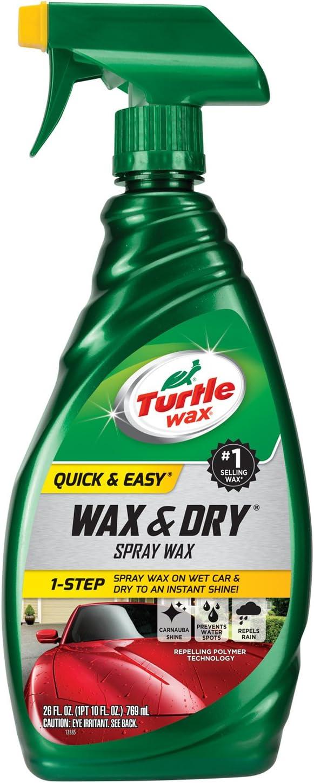 Turtle Wax Car Polish