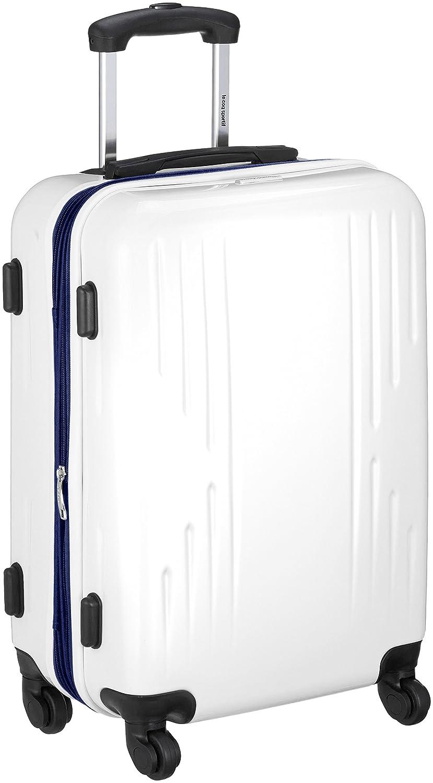 [ルコックスポルティフ] スーツケース ココキャリー  保証付 47L 59cm 3.6kg 36947 B075M5338Y ホワイト ホワイト