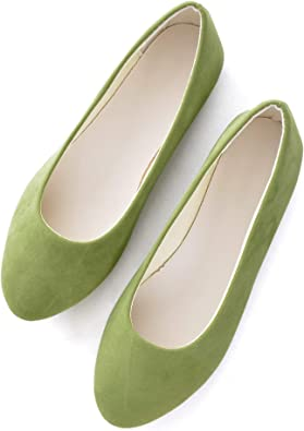 Office Ladies Work Shoes Low Heel Slip