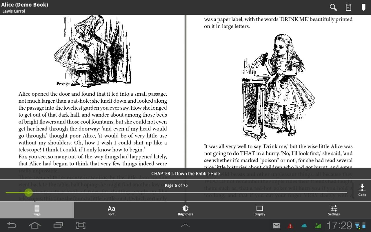 Amazon universal book reader appstore for android fandeluxe Images