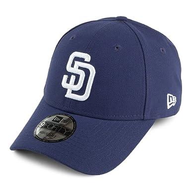 ccd8cbe64 New Era 9FORTY San Diego Padres Baseball Cap - League - Navy