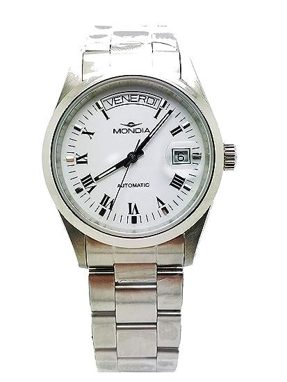 Fecha 28342Amazon – Hora Automático Y Con Eta Reloj Swiss Mondia iZXTOkuP
