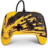 Powera 1516985-01 Controle P/ Nsw Wired Controller Lightning Pikachu com Fio - Nintendo Switch