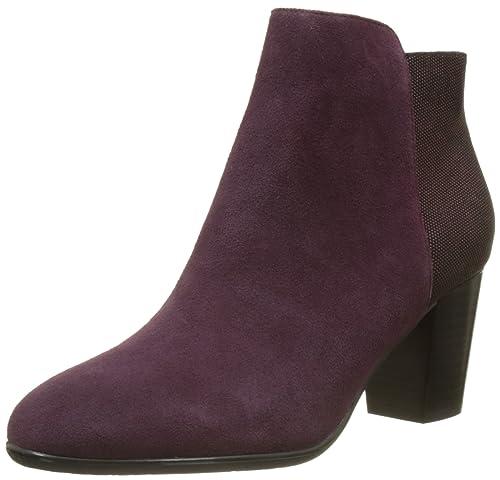 JB MartinCap - Botines Mujer, Morado (Violet (Che Velours/Che Dots Prugna)), 39: Amazon.es: Zapatos y complementos