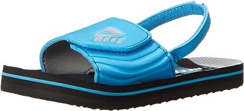 Reef Grom Ahi Slide Sandalias Deportivas de Material