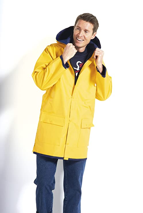 look good shoes sale best selling elegant and graceful Modas Frisian Mink Raincoat for Men and Women All Sizes Yellow