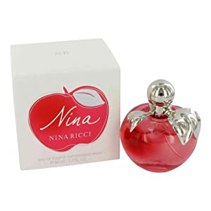 NINA by Nina Ricci Eau De Toilette Spray 2.7 oz Women