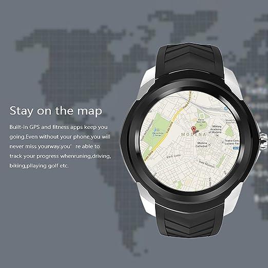 Reloj - LEMFO - Para - YLC6911855827270KB: Amazon.es: Relojes