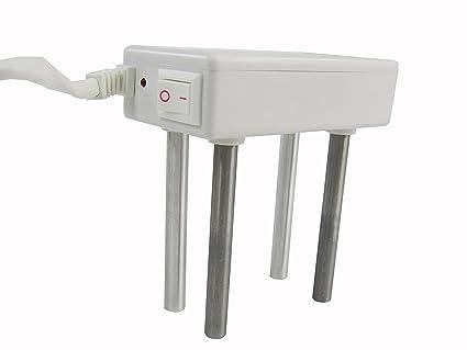 MXBAOHENG Equipo de Electrólisis de Agua Máquina de Electrolizador Pruebas Rápidas de Calidad Del Agua Detector
