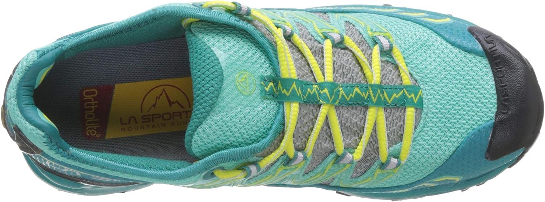 La Sportiva Ultra Raptor Woman Emerald//Mint Zapatillas de Deporte para Mujer