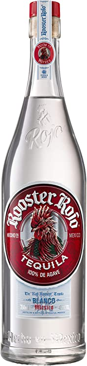 Rooster Rojo Blanco Tequila de Agave Tequila