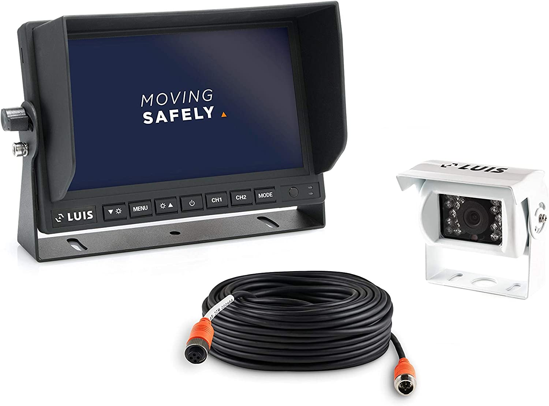 Luis 7 Basic Rückfahrkamera System Mit Elektronik