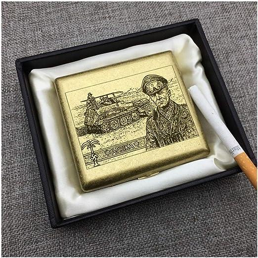HUXIZ Caja de Cigarrillos La Caja de Cigarrillo del Cigarrillo ...