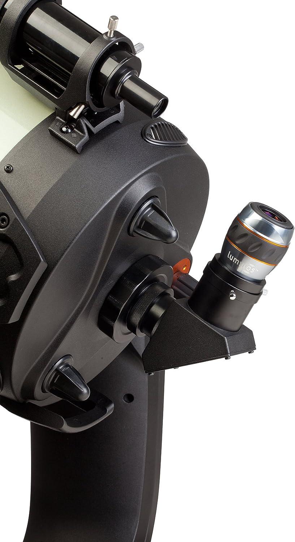 Celestron 93431 10 mm Luminos Eyepiece Silver//Black