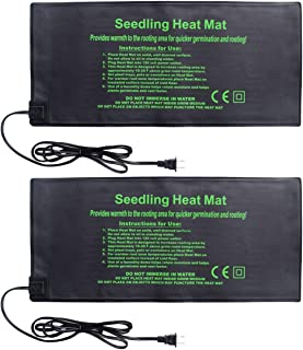 BoHoFarm Heat Mat Thermostat Controller Digital Heating Mat Thermostat for Reptile/Germination/Rooting 68-108℉