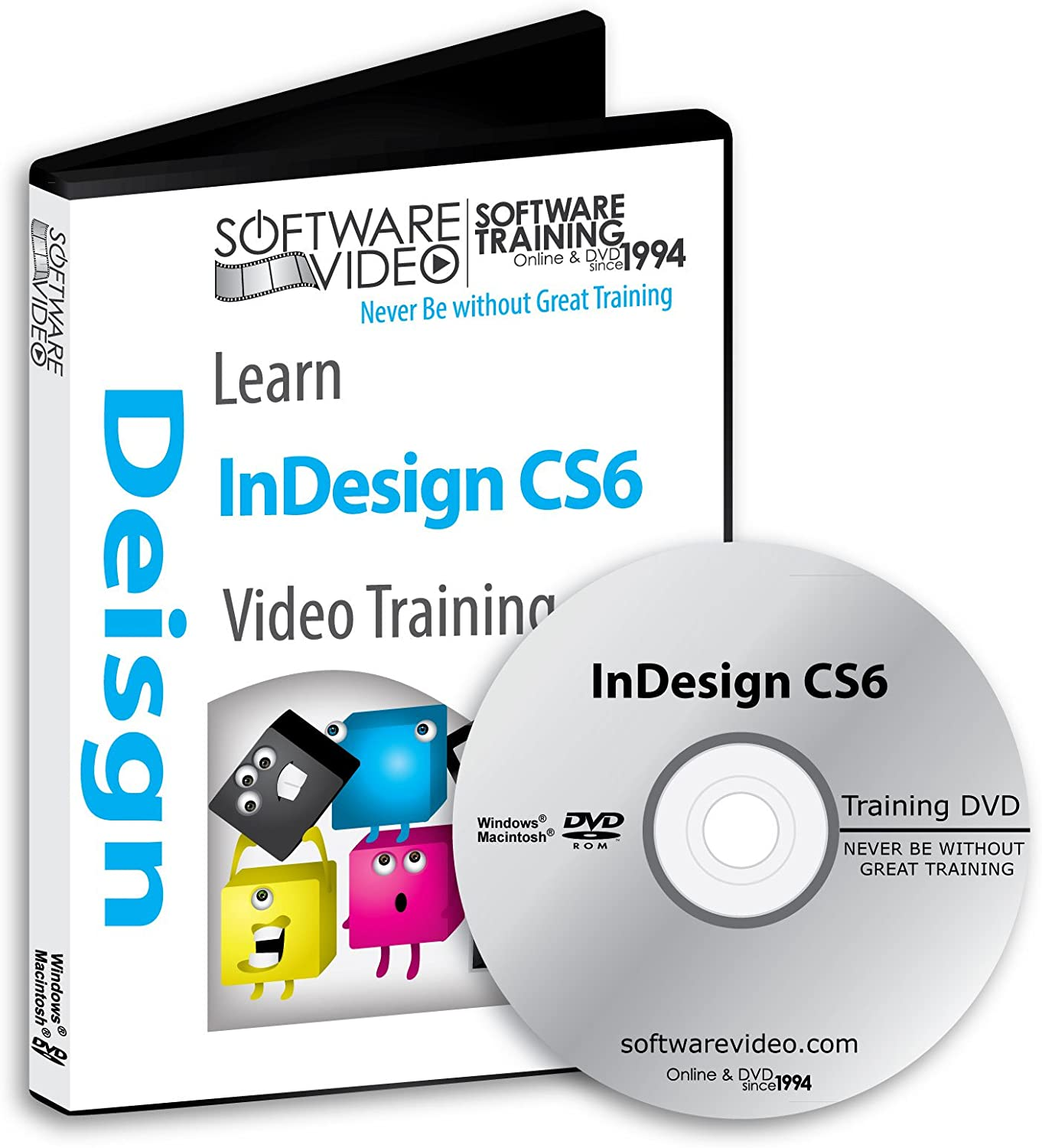 Adobe InDesign CS6 Learn by Video