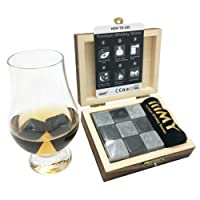 iiiMY Whisky Stones Gift Set
