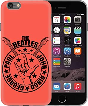 The Beatles Legend Rock Band Members Logo_BEN2999 Protective Phone ...