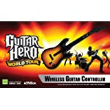 Xbox 360 Guitar Hero World Tour - Stand Alone Guitar