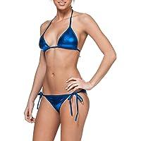 Gary Majdell Sport Ladies Liquid String Bikini 2 Piece Swimsuit