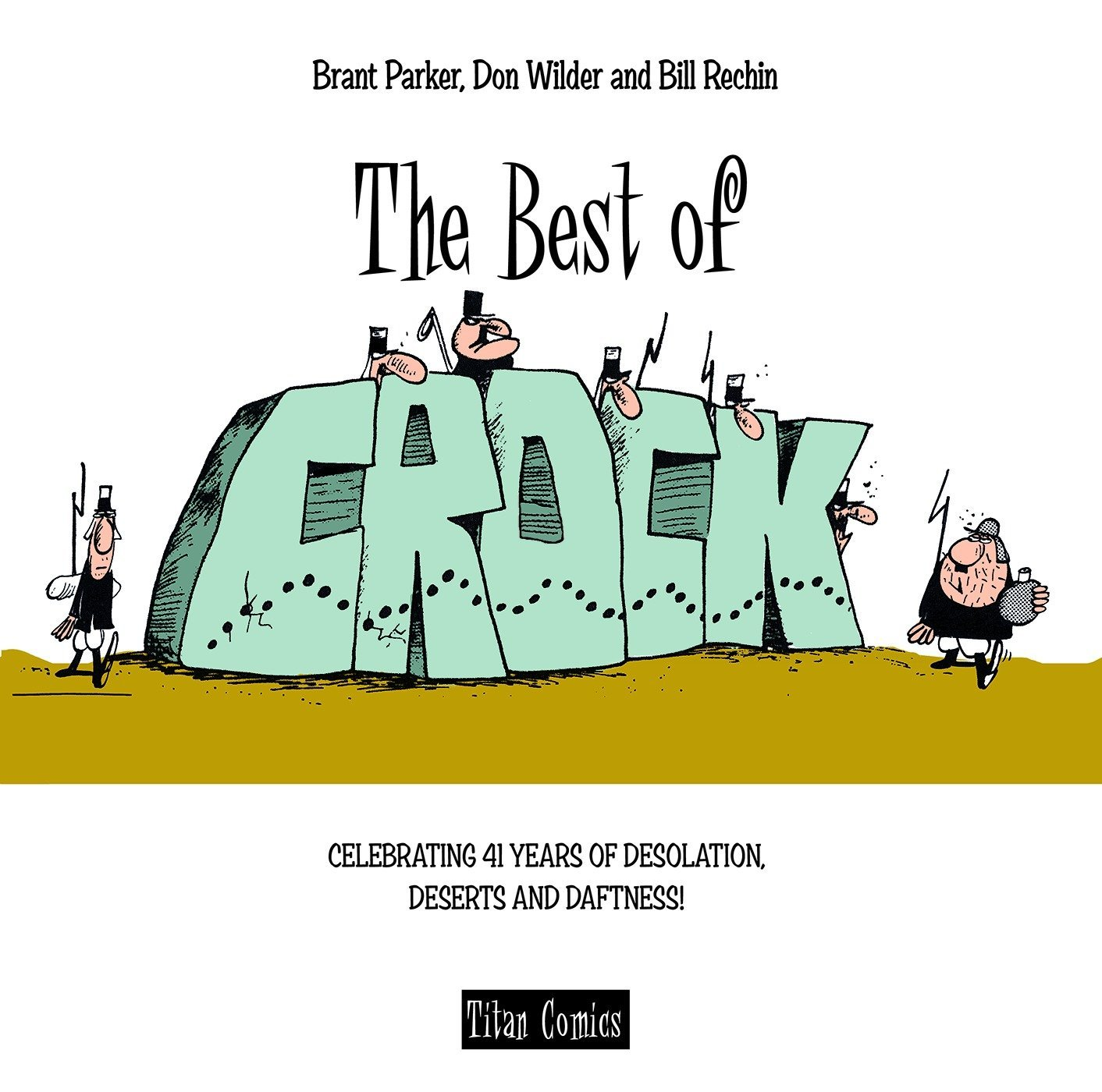 The Best of Crock by Titan Comics (Image #1)