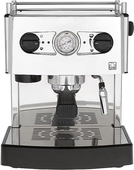 Briel Es 161 A Cafetera espresso, 1200 W, 1 cups, acero ...