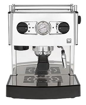 Briel ES 161 A TB Domus Due Cafetera Espresso, 1200 W, Gris: Amazon.es: Hogar