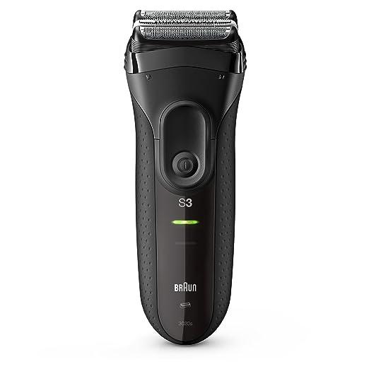 30 opinioni per Braun Series 3 3020- men's shavers (Battery, Foil, Black)